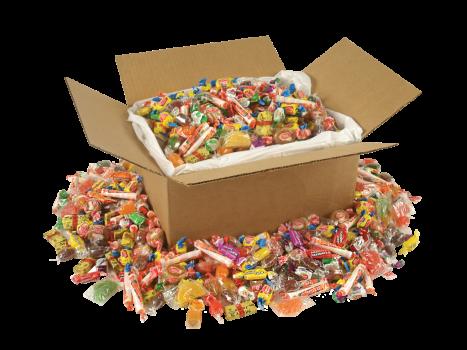 Комплект конфет 400 гр. (Эконом комплект)