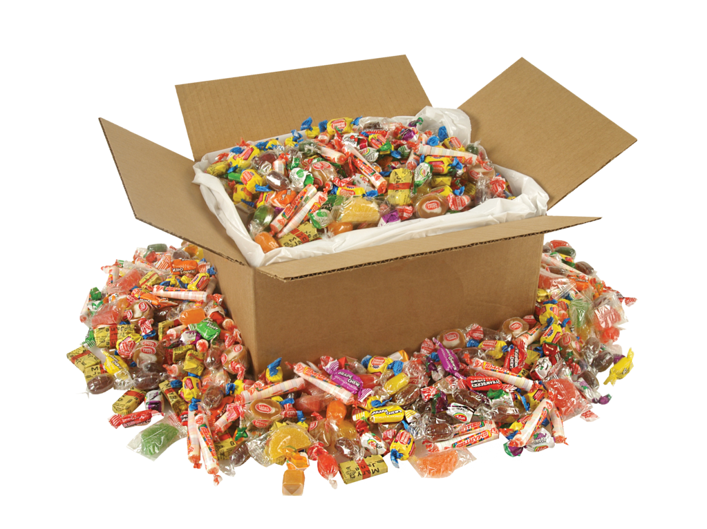 Комплект конфет 600 гр. (Эконом комплект)