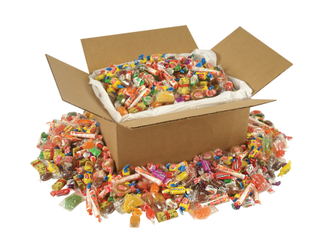 Комплект конфет 400 гр.